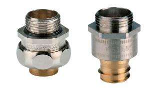 Connectors for Steel Conduits
