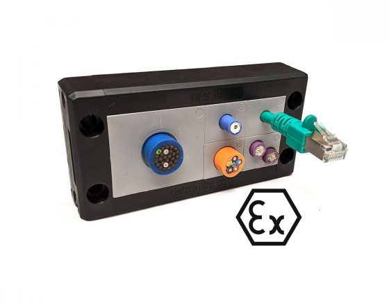 ATEX Certified Cable Entry Systems