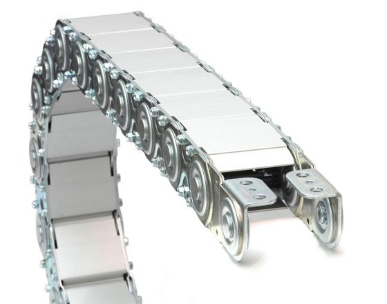 Steel Energy Chain with Covers