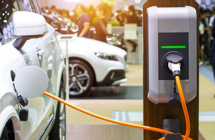 Cable Management For Electric Vehicle Charging Stations.